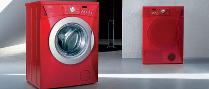 """Máy giặt 7 kg với màu sắc """"ngông cuồng"""""""