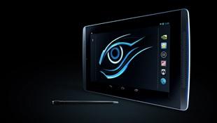 GIGABYTE chính thức giới thiệu tablet chơi game Tegra Note 7