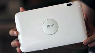 FPT Tablet II ra mắt: CPU 800 MHz, giá 5 triệu đồng