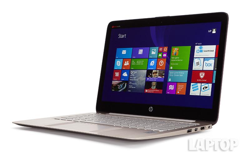 Đánh giá nhanh laptop HP Spectre 13t-3000