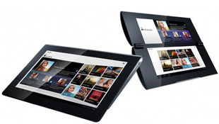Sony Tablet S, Tablet P được cập nhật Android 4.0