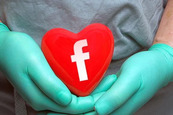 """Facebook thêm nút """"Quyên góp"""" cho các tổ chức phi lợi nhuận"""