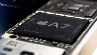 Chip 64-bit của Apple khiến các đối thủ không kịp trở tay