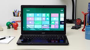 Đánh giá nhanh Acer Aspire E1-470P