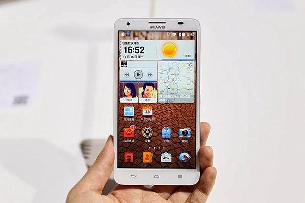 CEO của Huawei lý giải về độ phân giải HD 720p của Honor 3X