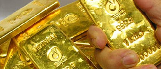 """Người Việt """"google"""" giá vàng nhiều nhất năm 2013"""