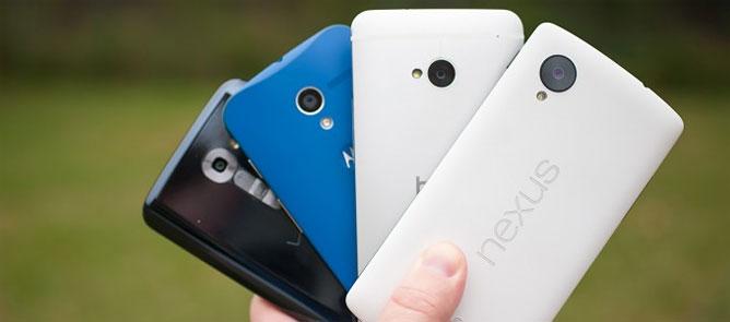 7 smartphone Android đáng chờ đợi nhất năm 2014