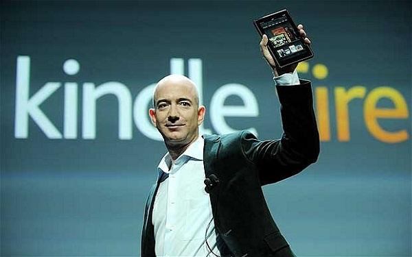 Tại sao Amazon dám bán rẻ Kindle?