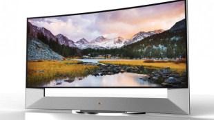 Sau smartphone, đến lượt LG và Samsung đua TV màn hình cong