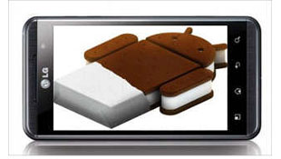 LG cập nhật Ice Cream Sandwich từ quý II/2012