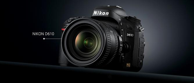 Đánh giá nhanh máy ảnh Nikon D610