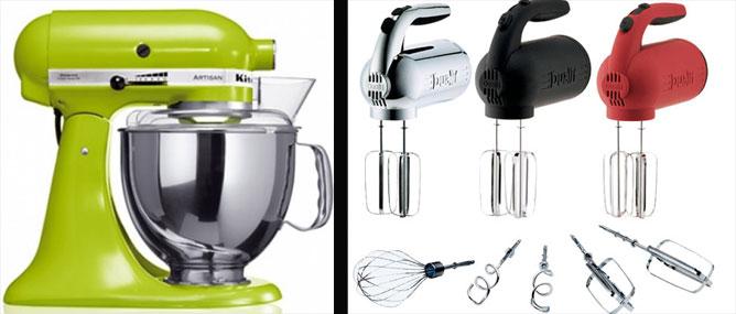 Hướng dẫn mua máy trộn (hand/ stand mixer)