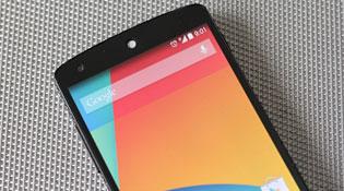 Nexus 5 chính hãng có giá 12 triệu đồng cho bản 16GB, bán từ 25/12