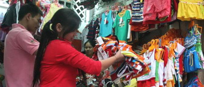 Cách phòng tránh quần áo trẻ em Trung Quốc độc hại