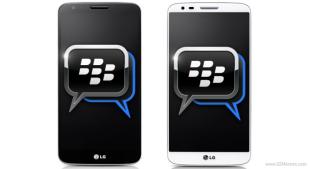 BBM sẽ trở thành ứng dụng mặc định trên smartphone LG