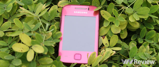 Đánh giá Samsung Galaxy Y