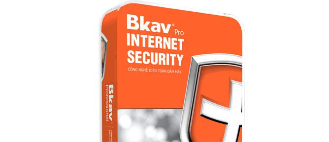 Tặng bạn đọc 50 thẻ bản quyền phần mềm Bkav Pro 2014