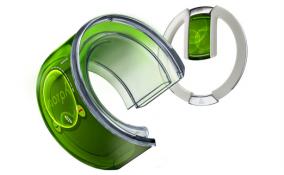 """Hé lộ smartwatch """"biến hình nano"""" ấn tượng của Nokia"""