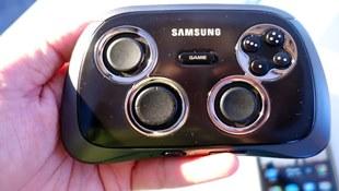 Cận cảnh GamePad của Samsung