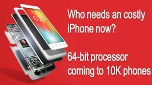 Tiếp nối Apple, vi xử lý di động 64-bit sẽ nở rộ tại CES 2014