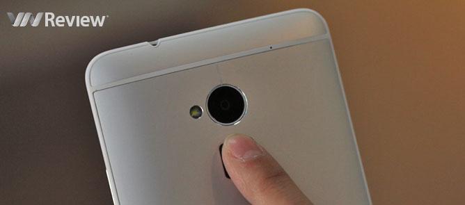 Đánh giá điện thoại HTC One Max