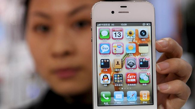 Hợp tác với China Mobile, Apple sắp kiếm tiền tỉ