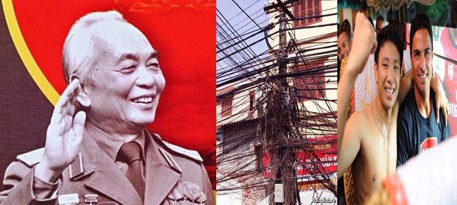 10 sự kiện nóng trên mạng Việt Nam năm 2013