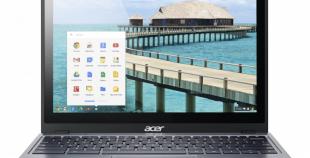 """Mức giá """"mềm"""", Chromebook khởi sắc trong năm 2013"""