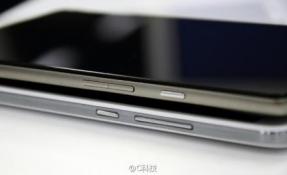 Huawei Ascend Mate 2 có màn hình 6.1 inch, khung kim loại