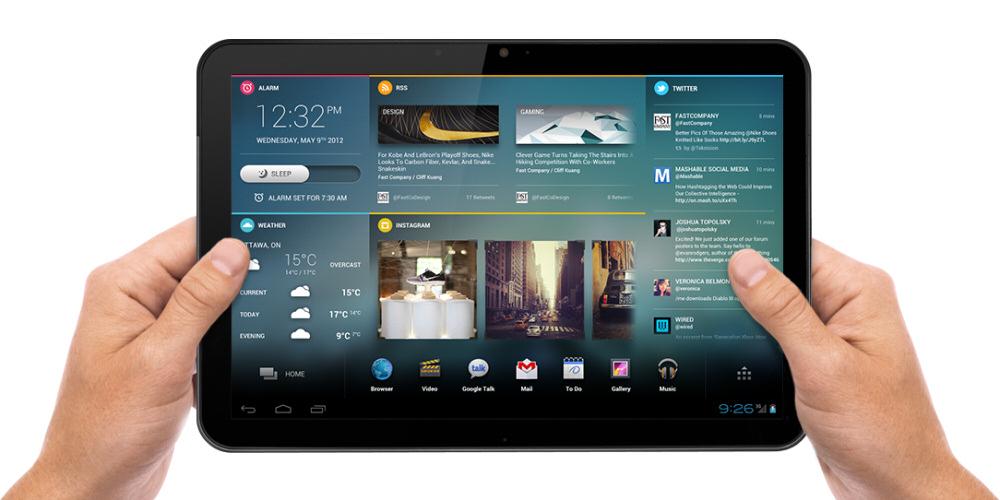 5 điều cần làm với tablet Android mới