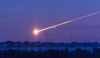 Bí ẩn về quả cầu lửa khổng lồ bay trên bầu trời nước Mỹ