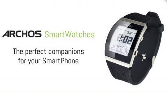 Archos sẽ ra smartwatch giá tầm 1 triệu đồng cho iOS và Android