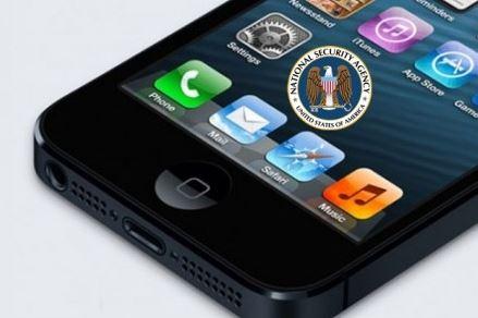 Tất cả iPhone có thể đã bị NSA cài phần mềm gián điệp