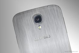 """Samsung trang bị vỏ kim loại cho smartphone """"siêu cao cấp"""""""