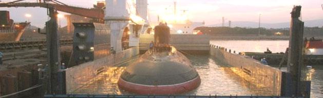 Những thông tin thú vị về tàu ngầm Kilo Hà Nội