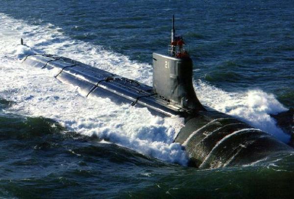 Tàu ngầm hoạt động như thế nào?