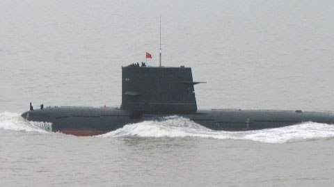 Tiềm lực của tàu ngầm Trung Quốc dưới đáy biển