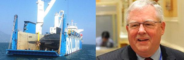 GS. Carl Thayer: Tàu ngầm Kilo Hà Nội hiện đại hơn tàu Kilo Trung Quốc