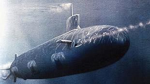Video mô phỏng tàu ngầm Kilo phô diễn sức mạnh trên Biển Đông