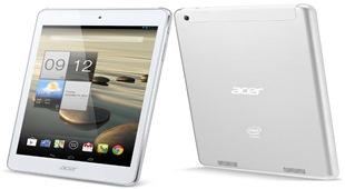 Acer trình làng bộ đôi máy tính bảng Iconia lõi kép mới