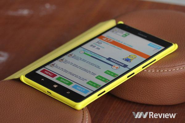 Đánh giá Nokia Lumia 1520