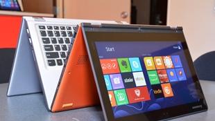 """Lenovo làm mới dòng laptop """"biến hình"""" Yoga"""