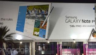 Samsung Galaxy Note Pro và Tab Pro lộ cấu hình trước giờ ra mắt