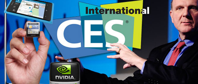 Các xu hướng sẽ lộ diện tại CES 2012
