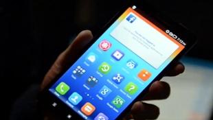 Ấn tượng Lenovo Vibe Z: Cấu hình mạnh, màn hình sắc nét