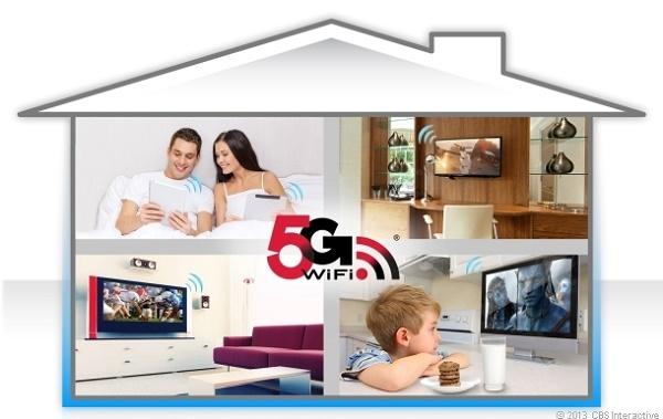 Broadcom ra mắt 2 chip Wi-Fi 5G mới nhanh hơn và rộng hơn