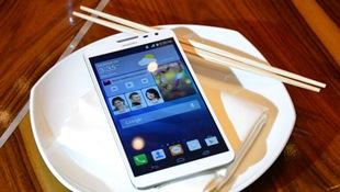 Huawei Ascend Mate 2 chính thức lộ diện tại CES 2014