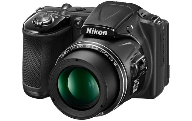 Nikon ra mắt máy ảnh siêu zoom CoolPix L830 tại CES 2014