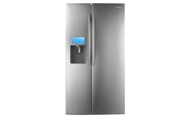 Tủ lạnh thông minh của Samsung