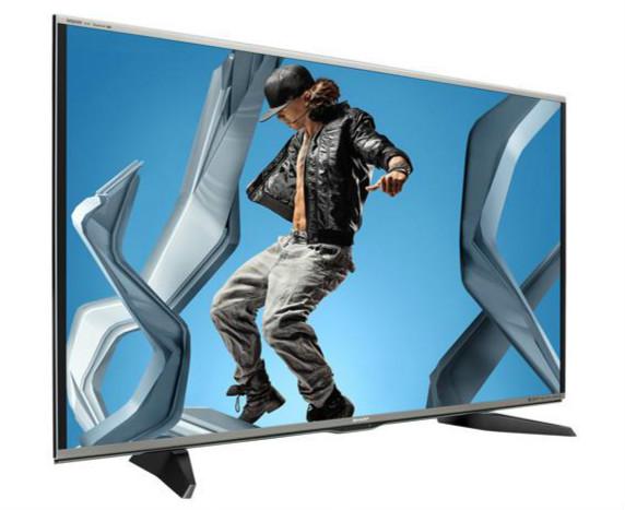 CES 2014: Sharp ra Quattron + TV với tham vọng thay thế TV 4K